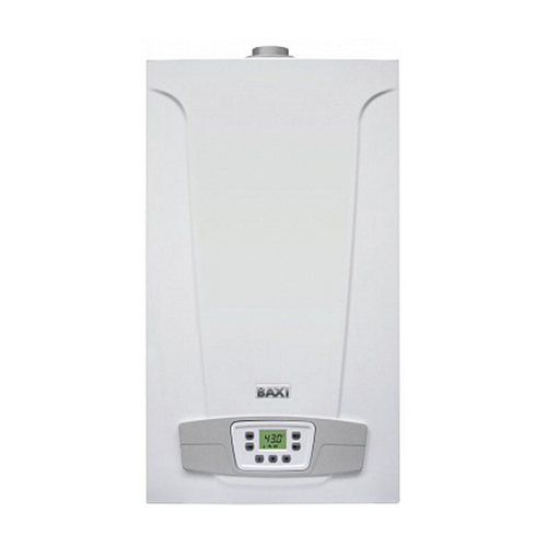 Caldaia a gas baxi eco compact 24f 25 8 kw inverter erp for Baxi eco 5 compact