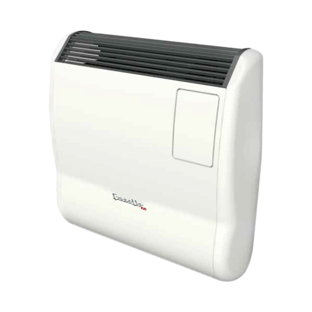 Radiatore a gas stufa convettiva fondital gazelle evo 5000 for Radiatori a gas argo