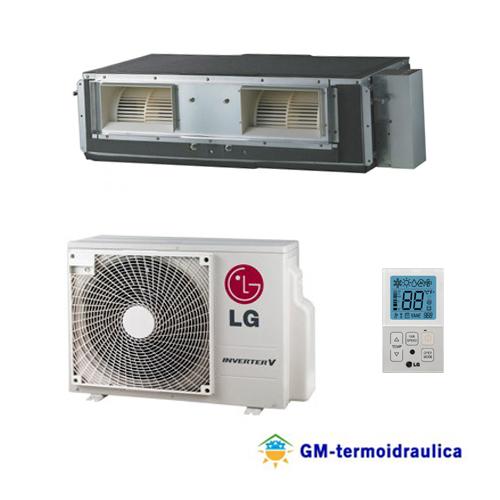 Climatizzatore condizionatore canalizzato lg econo for Climatizzatore canalizzato